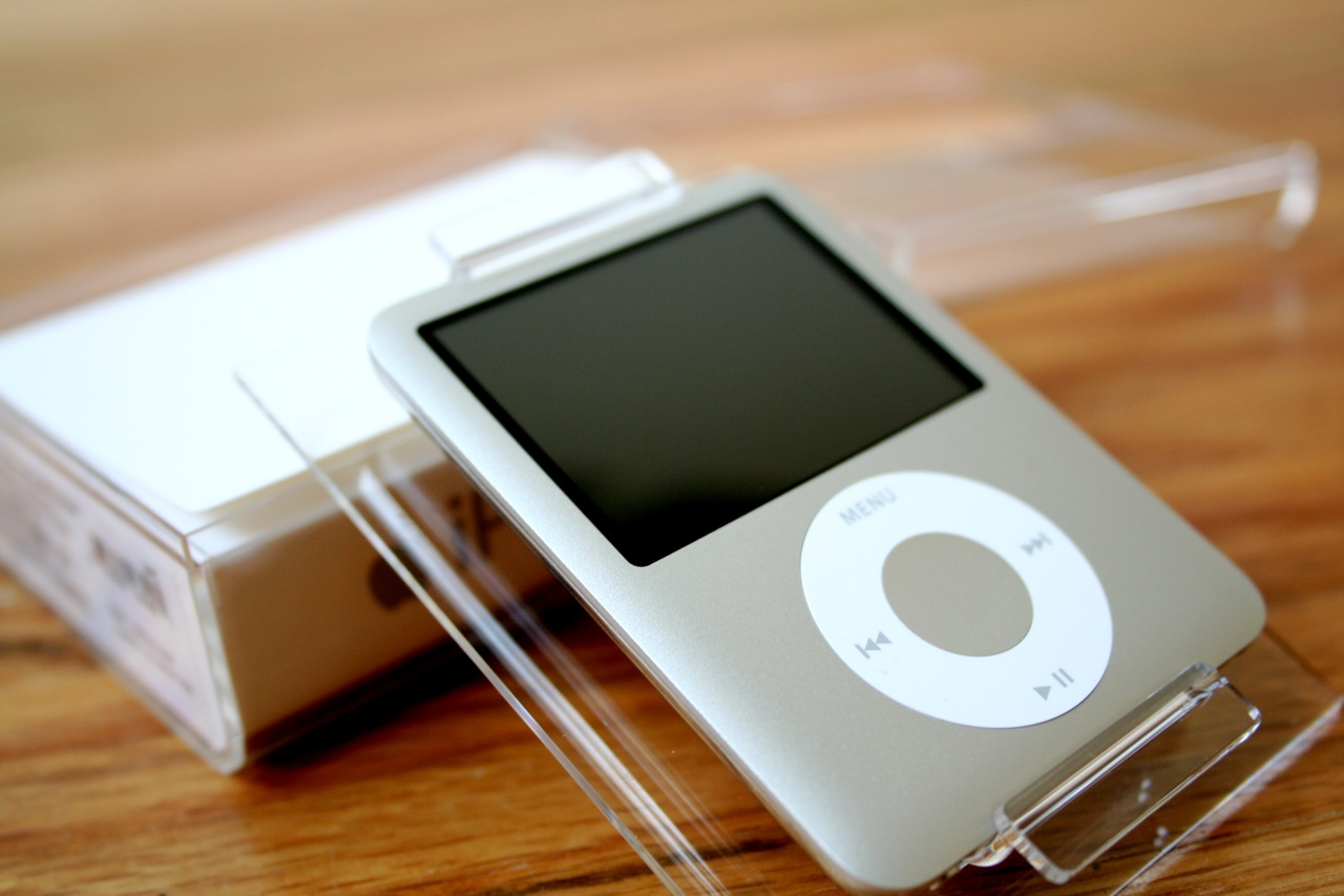 The Stevesonian - iPod nano (3rd Generation)